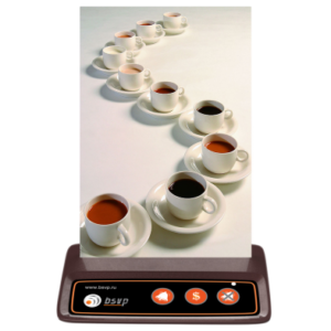 Кнопка вызова персонала К-316 (кофе) - Кнопка вызова персонала К-316 (кофе)